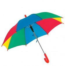Espinete automata gyermek esernyő műanyag fogóval, szivárvány \AP-761223\