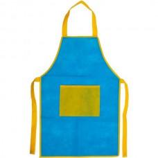 Nono gyermek zsebes konyhai kötény (nem szövött, polipropilén), kék \AP-791436-06\