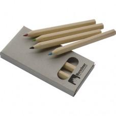 Minnie színesceruza készlet 6 db-os, rövid \E-112701\