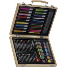 Maxi rajzoló- és festőkészlet \E-113401\