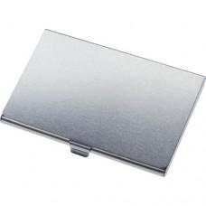 Wales alumínium névjegytartó, szürke \E-222507\