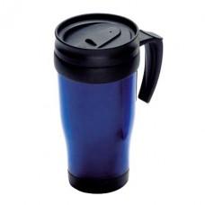 műanyag bögre 0,4 l kék \C-6561004\