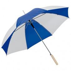 esernyő automata, egyenes fanyéllel kék \C-4508504\