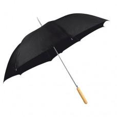 esernyő automata, egyenes fanyéllel fekete \C-4508603\