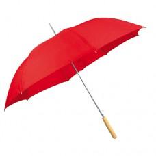 esernyő automata, egyenes fanyéllel piros \C-4508605\