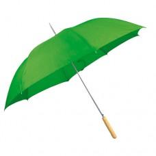 esernyő automata, egyenes fanyéllel zöld \C-4508609\