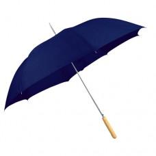 esernyő automata, egyenes fanyéllel s.kék \C-4508644\