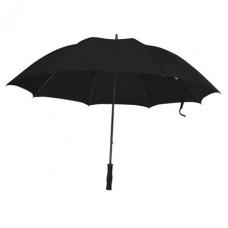 esernyő portás, GOLF fekete \C-4518703\