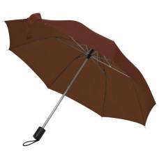 esernyő teleszkópos, barna \C-4518801\