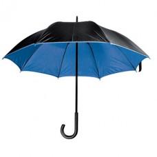 esernyő fekete/kék \C-4519704\