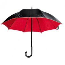 esernyő fekete/piros \C-4519705\