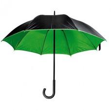 esernyő fekete/zöld \C-4519709\