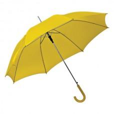 esernyő automata, műanyag nyéllel sárga \C-4520008\