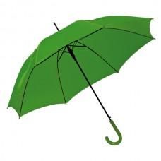 esernyő automata, műanyag nyéllel zöld \C-4520009\