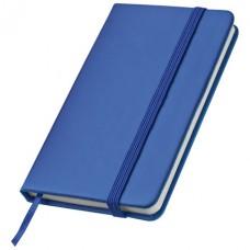 Jegyzetfüzet könyvjelzővel, kék \C-2836704\