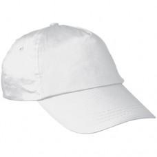baseball sapka 5 paneles fehér \C-5044706\
