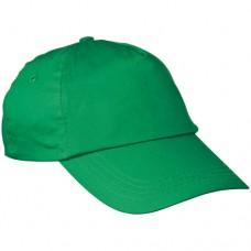 baseball sapka 5 paneles zöld \C-5044709\