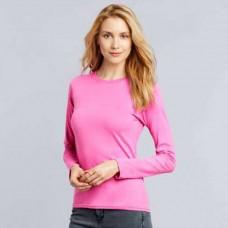 Gildan SoftStyle 64400L hosszú ujjú női póló GIL64400