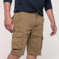 Kariban Multi pocket Bermuda shorts 754, 245 g-os zsebes rövidnadrág /KA754/