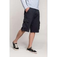 Kariban Multi pocket shorts 777, 240 g-os zsebes rövidnadrág /KA777/