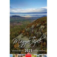 Magyar tájak falinaptár \FN083\