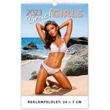 Beach Girls falinaptár, aktnaptár \H172\