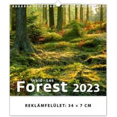 Forest falinaptár \H165\