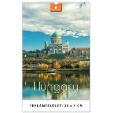 Hungary B4 falinaptár \HU-B4\