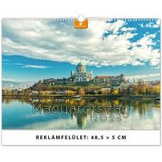 Magyarország B3 falinaptár \MA-B3\