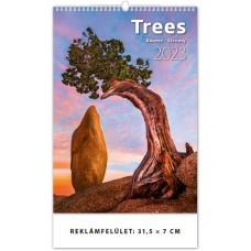 Trees (Fák) falinaptár \H125\
