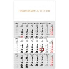 Classic Primus három hónapos speditőrnaptár 30x48,5 cm \SP-1PRCA-FU\