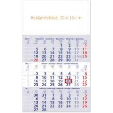 Club Primus három hónapos speditőrnaptár 30x48,5 cm \SP-1PRCU-FU\
