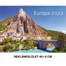 Európa II. falinaptár \6091-EU\