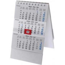 Mini asztali speditőrnaptár 9,5x13,5 cm \6081\