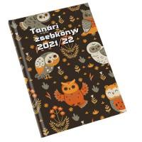 Tanári zsebkönyv 2021/2022, bagoly (63) \RS 5311-63\