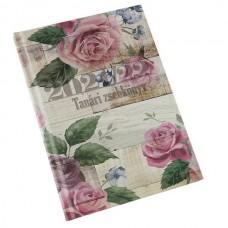 Tanári zsebkönyv 2021/2022, vintage (65) \RS 5311-65\