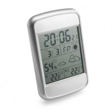 Időjárásjelző-állomás, hőmérő (külső belső), óra / naptár / páratartalommérő \M-206332\