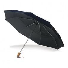 esernyő teleszkópos fekete \M-405501\