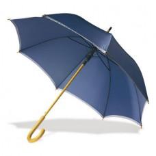 esernyő fényvisszaverő szegéllyel kék \M-406805\