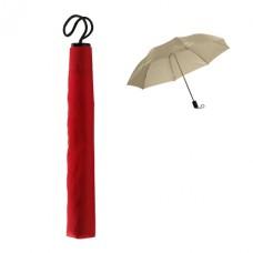 esernyő, teleszkópos, piros \M-409208\