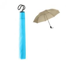 esernyő, teleszkópos, v.kék \M-409218\