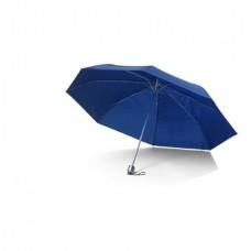 Teleszkópos női esernyő, kék \M-410405\