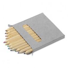 színes ceruzakészlet 12 db-os rövid \M-246803\