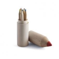 Ceruzakészlet. 6 db \M-278611\