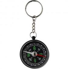 Kulcstartó, iránytűvel, műanyag /M-254401/