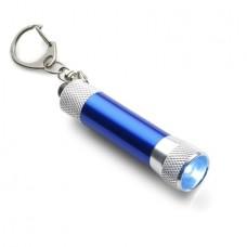 LED-lámpa kulcstartóval, kék \M-484523\