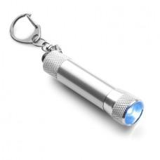 LED-lámpa kulcstartóval, ezüst \M-484532\