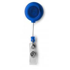 belépőkártya tartó, síbérlet tartó yo-yo kék \M-318223\