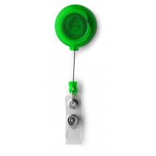 belépőkártya tartó, síbérlet tartó yo-yo zöld \M-318229\