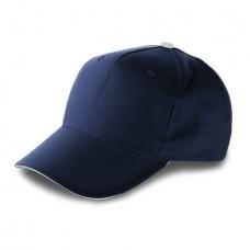 ANFIELD 5 paneles baseball sapka, kék \M-911405\